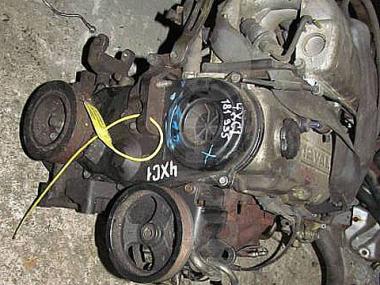 Контрактный двигатель ISUZU 4XC1 инжектор