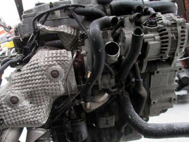 Контрактный двигатель MAZDA RF-TE (CR), RWD