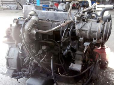 Контрактный двигатель NISSAN DIESEL FD46-T
