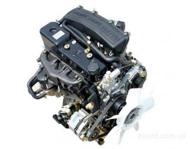 Контрактный двигатель ISUZU 4BD1-T