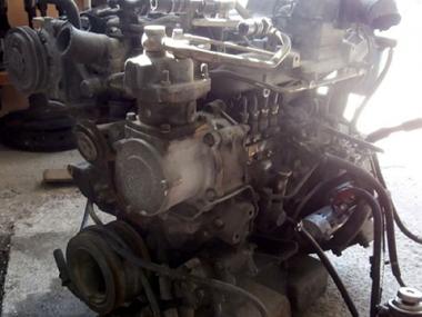 Контрактный двигатель NISSAN DIESEL FD46-TA