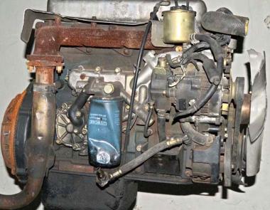 Контрактный двигатель NISSAN DIESEL FD35
