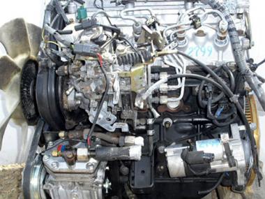 Контрактный двигатель MMC MITSUBISHI R2
