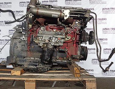 Контрактный двигатель TOYOTA S05D-D