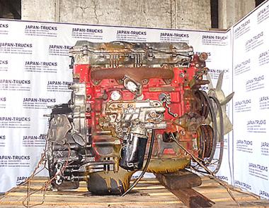 Контрактный двигатель MMC MITSUBISHI 4M51