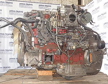 Контрактный двигатель HINO/TOYOTA S05D