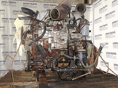 Контрактный двигатель MAZDA TF