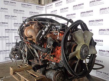 Контрактный двигатель ISUZU 6HE1-T