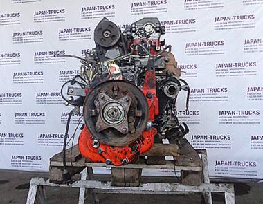 Контрактный двигатель HINO J08C