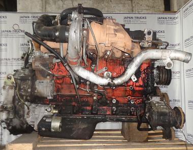 Контрактный двигатель ISUZU 6HE1