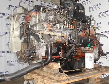 Контрактный двигатель ISUZU 6HH1