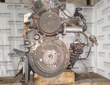 Контрактный двигатель NISSAN DIESEL FE6