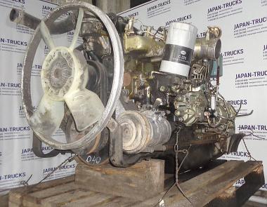 Контрактный двигатель MMC MITSUBISHI 6D16