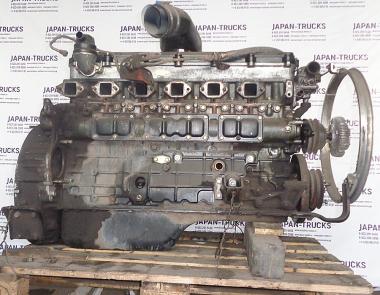 Контрактный двигатель MMC MITSUBISHI 6D17